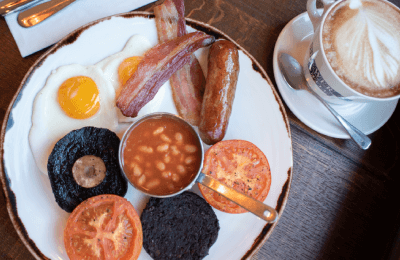 free breakfast with every hotel stay